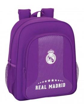 Real Madrid CF Mochila junior niño adaptable carro