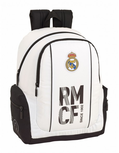 Real Madrid CF Mochila grande adaptable a carro, niño