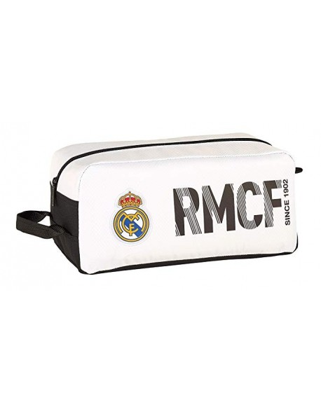 Real Madrid CF Bolso zapatillas zapatillero 34 cm