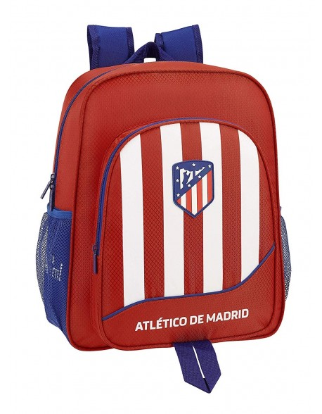 Atlético de Madrid Mochila junior niño adaptable carro
