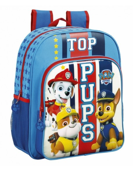 Paw Patrol Mochila junior niño adaptable carro