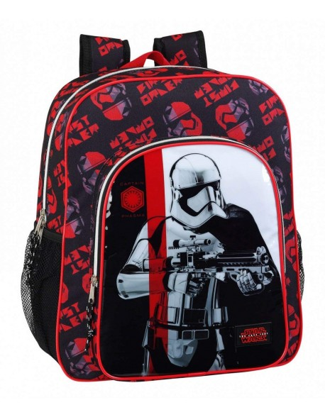 Star Wars Mochila junior niño adaptable carro