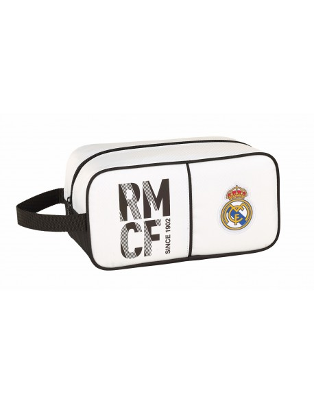 Real Madrid CF Bolso zapatillas zapatillero 29 cm