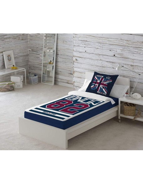 Beverly Hills Polo Club Zippy sack with/without duvet bed 90 cm Missouri