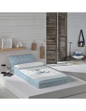 LCD Saco nórdico con o sin relleno Blue Tweety para cama 90