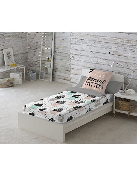 La Casita de Daniela Zippy sack with/without duvet bed 90 cm Skiro
