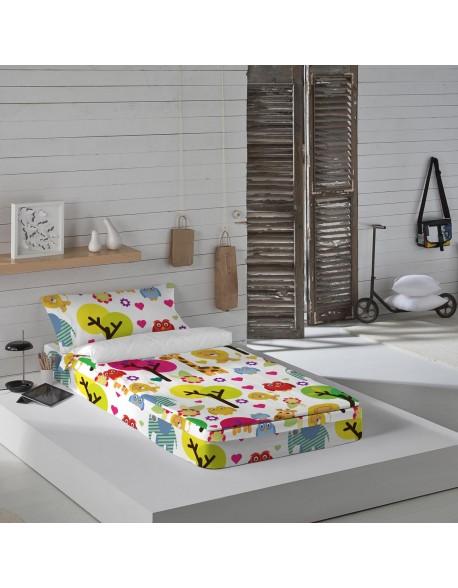 Naturals Saco nórdico con o sin relleno Dyr para cama 90