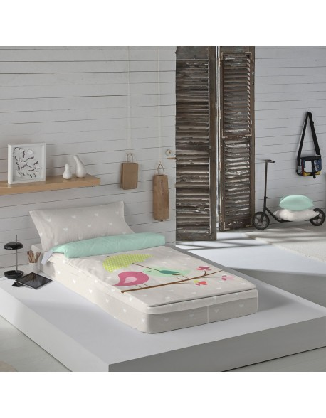 Naturals Saco nórdico con o sin relleno Eden para cama 90
