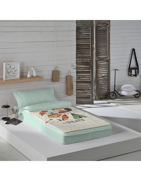 Naturals Saco nórdico con o sin relleno Brave para cama 90