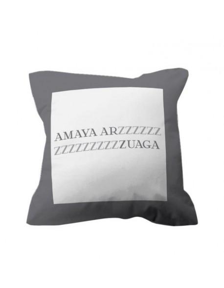 Amaya Arzuaga Cojín ZTop 100% algodón