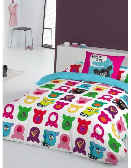 Furby Funda nórdica infantil Doo Doo