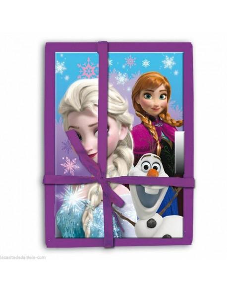 Frozen Diario secreto con llave