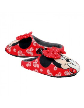 Minnie Mouse Zapatillas de estar por casa niña , pantuflas