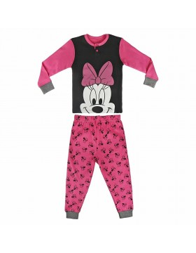 Minnie Mouse Pijama manga larga niña