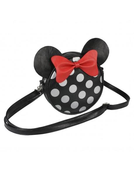 Minnie Mouse Lifestyle Bolso bandolera para niña, bolsito