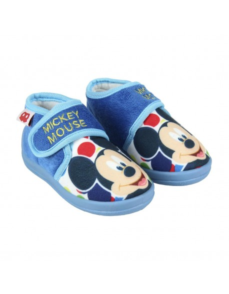 Mickey Mouse Boy Indoor Slippers