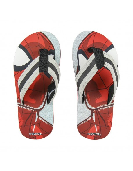 Spiderman Chanclas de dedo, flip flop