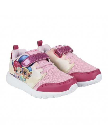 Shimmer and Shine Zapatillas deportivas con velcro