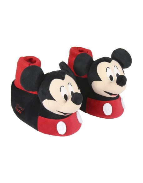 Mickey Mouse Boys Indoor Slippers