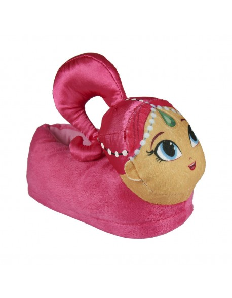 Shimmer and Shine Girls Indoor Slippers