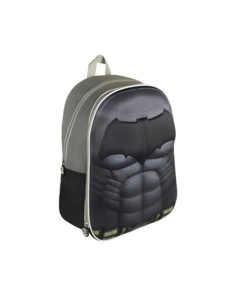 Batman Mochila 3D de 41 cm adaptable a carro