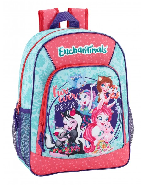 Enchantimals Mochila grande adaptable a carro
