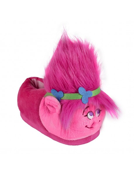 Trolls Girls Indoor Slippers