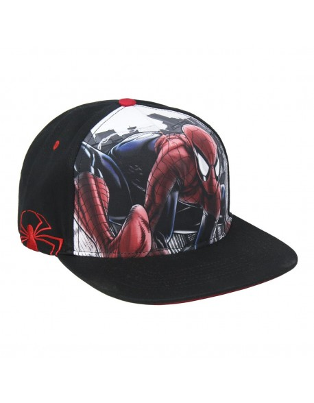 Spiderman Gorra visera plana, adulto