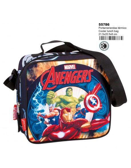 Avengers Bolso Portameriendas térmico