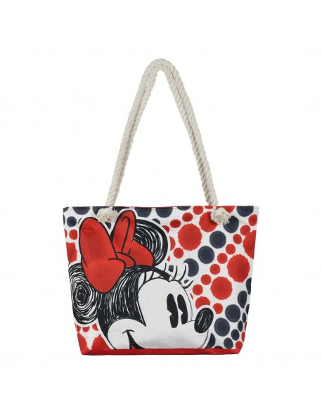 Minnie Mouse Bolso de playa
