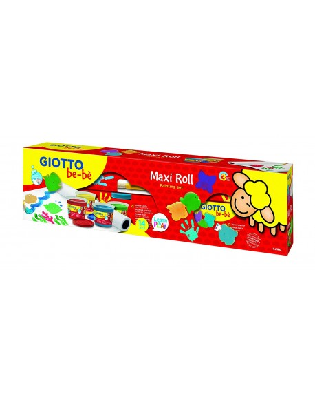 Giotto be-bè Maxi Roll set de Pintura