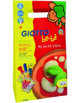Giotto My be-bè Pizza set de pasta