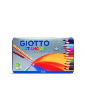 Giotto Stilnovo Acquarell Lápices de Colores