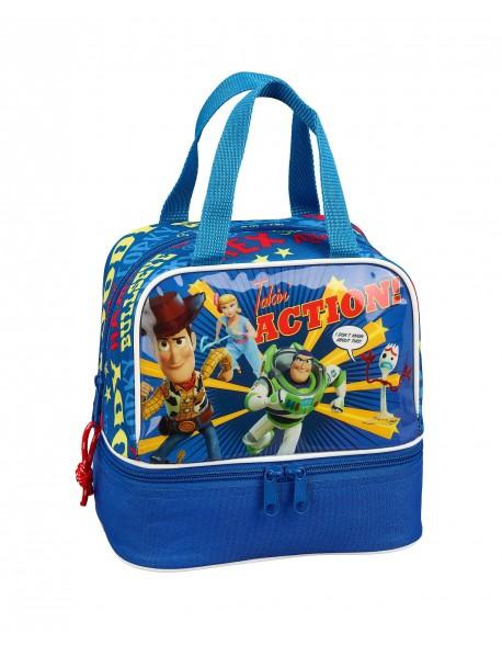 Toy Story 4 Portameriendas, Bolso para el almuerzo o la merienda