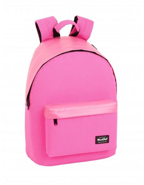 Blackfit8 Pink Mochila grande con funda ordenador