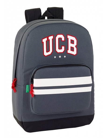 UCB Benetton Mochila grande adaptable a carro