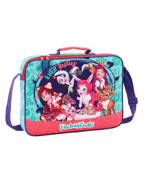 Enchantimals Bolso Maletín cartera extraescolares niña