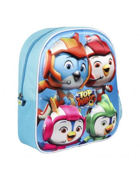 Top Wing Mochila Infantil 3D