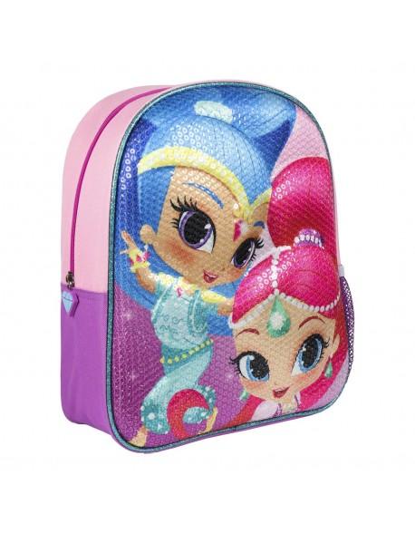 Shimmer and Shine Mochila Infantil 3D