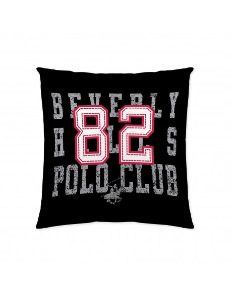 Beverly Hills Polo Club Cojín reversible Logo 100% algodón