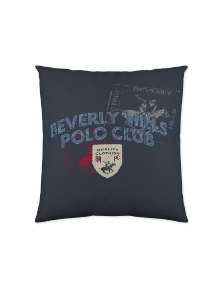 Beverly Hills Polo Club Cojín reversible Foraker 100% algodón