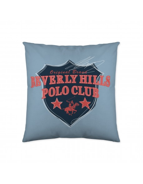 Beverly Hills Polo Club Cojín reversible Denali 100% algodón