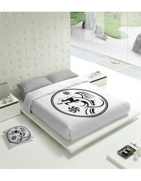Tsuki Funda nórdica japonesa Akito 100% algodón