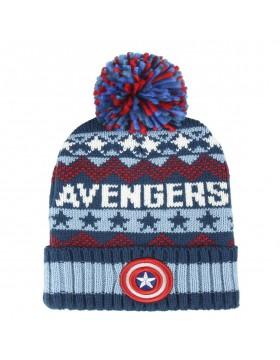 Avengers Gorro Pompón niño