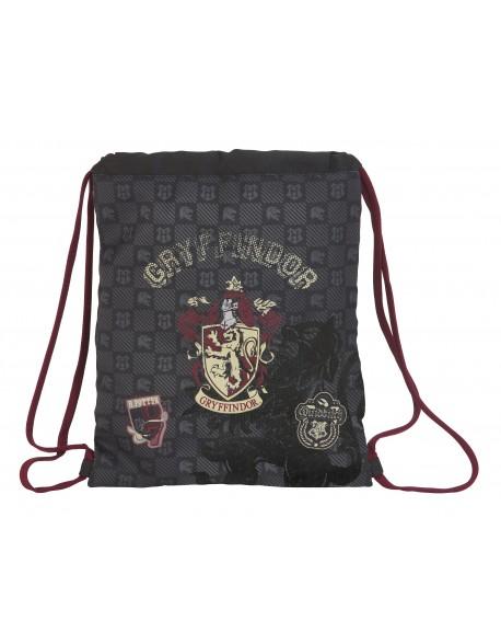 Harry Potter Saco mochila plano cuerdas 35 x 40 cm