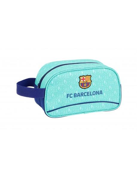 FC Barcelona Neceser, bolsa de aseo adaptable a carro