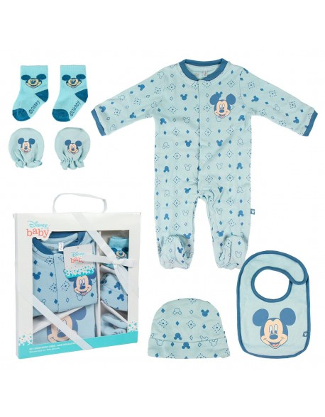 Mickey Set caja regalo single jersey