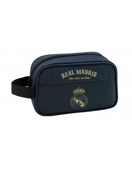Real Madrid FC Neceser, bolsa de aseo 22 cm