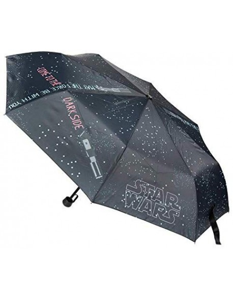 Star Wars Paraguas plegable