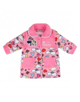 Minnie batín coral fleece, bata
